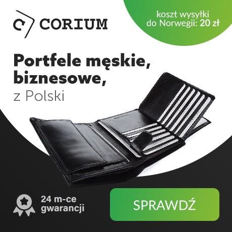 Corium - portfele biznesowe