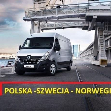Przewóz Paczek Transport PL-NO-PL 10.11-12.11