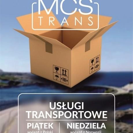 PRZEWÓZ PACZEK TRANSPORT POL-SE-NO-POL