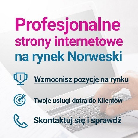 TWORZENIE STRON INTERNETOWYCH PO NORWESKU