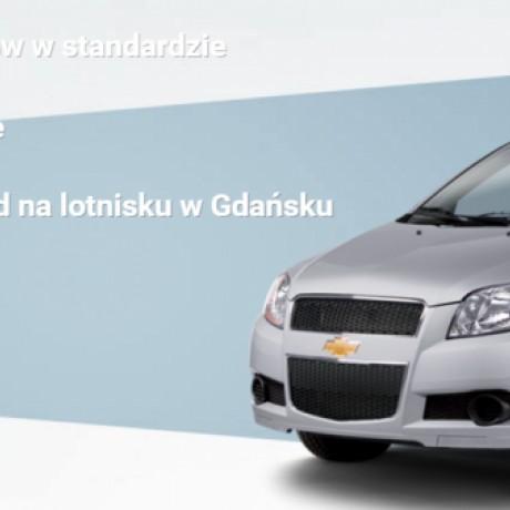Wypożyczalnia aut z automatyczną skrzynią Gdańsk