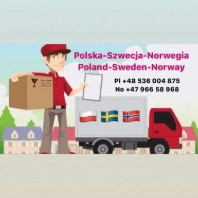 Transport paczek , zakupów , materiałów budowlanych